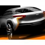 Hyundai Intrado, la concept car a idrogeno al Salone di Ginevra 2014