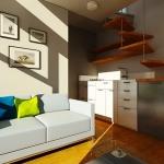 Nomad Micro Home, la casa green da 9 metri quadrati