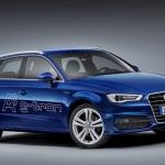 Audi A3 Sportback g-tron, l'auto ecologica a biometano