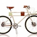 Faraday Porteur, la nuova bicicletta elettrica con motore nascosto