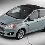 Ford C-Max Solar Energi, la concept ibrida a energia solare