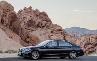 Mercedes Classe S500 Plug-In Hybrid