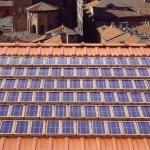 Tegole fotovoltaiche, la nuova soluzione della bioedilizia