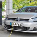 Volkswagen Golf GTE, l'ibrida plug-in in arrivo per il 2015
