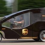 UPS Cargo Cruiser, il triciclo a pedalata assistita di UPS