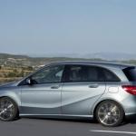 Mercedes Classe B, la nuova auto elettrica Mercedes