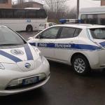 Nissan Leaf per la Municipale di Reggio Emilia