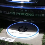 Ricarica elettrica wireless per la Toyota Prius