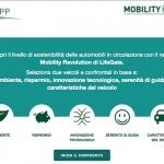 RoadApp, l'applicazione per scegliere la vettura ecologica