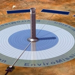 California: inaugurato il più grande impianto solare a concentrazione