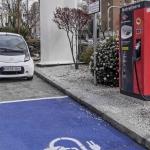 Metrolinera, come ricaricare le auto elettriche gratis a Madrid