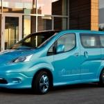 Nissan e-NV200 presentata al Salone di Ginevra 2014