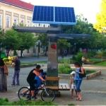 Strawberry Trees, stazioni di ricarica fotovoltaiche a forma di albero