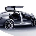 Tesla Model X in arrivo per il 2015