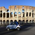 Car sharing: ad un mese dal lancio gran successo di Car2go a Roma
