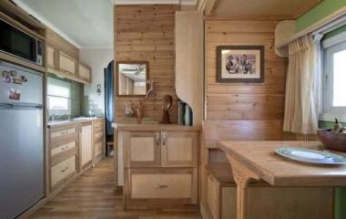 Casa ecologica mobile
