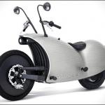 Johammer, la moto elettrica con un'autonomia di 200 km