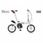Fiat 500 e-bike, la bicicletta elettrica presentata a Francoforte