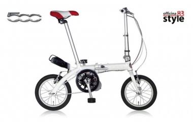 Fiat 500 e-bike