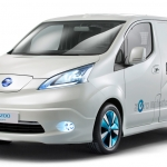 Nissan e-NV200: partita la produzione del modello elettrico