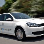 Volkswagen Golf elettrica in arrivo sul mercato europeo