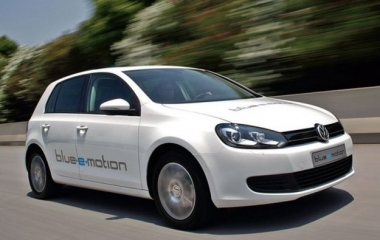 Volkswagen Golf elettrica