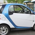 Il car sharing di Car2go arriva anche a Firenze