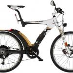 Secede, la bicicletta elettrica che si divide in due