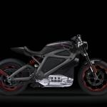 Live-Wire, la moto elettrica firmata Harley-Davidson
