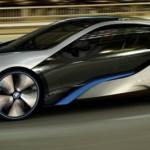 Silk Road 2, l'ibrida sportiva a due posti della BMW e Toyota.
