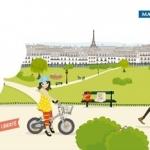 P'tit Vélib', a Parigi parte il bike sharing per bambini
