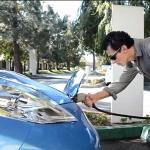Ricarica gratis per i clienti della Nissan Leaf