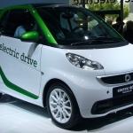 Smart punta sulle versioni elettriche della Fortwo e ForFour