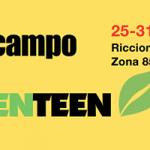 Radiocampo GreenTeen, l'evento green di Riccione