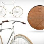 Kit bike, la bicicletta smontabile che entra in uno zaino