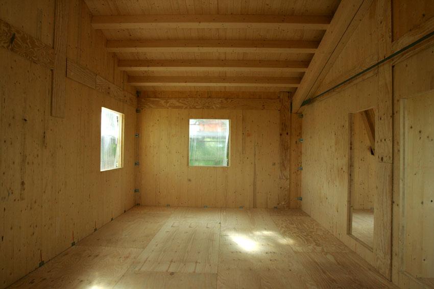 Parete in legno vantaggi della parete ventilata in legno - Rivestire parete in legno ...