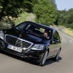 Mercedes Classe S 500 Plug-In Hybrid, la nuova vettura della Mercedes
