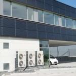 EnFe, un edificio commerciale autosufficiente