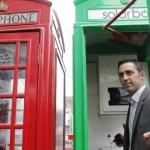SolarBox, ricaricare il cellulare nelle call box londinesi