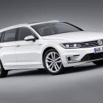 Volkswagen Passat GTE presentata al Salone di Parigi