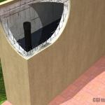 Walls 2.0, la parete isolante che raccoglie l'acqua piovana