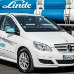 Daimler: al via la rete di distribuzione dell'idrogeno