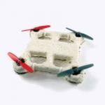 Drone biodegradabile presentato da un team di 15 studenti