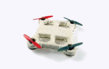 Drone biodegradabile