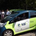E-vai, il car sharing elettrico di Gallarate