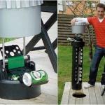 Earth Cooler, il congegno che conserva cibi e bevande senza corrente