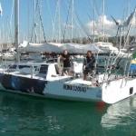 Eco40, la barca ecosostenibile a zero emissioni