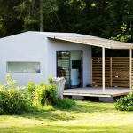 Mini House 2.0, l'eco-casa in legno che si monta in 2 giorni