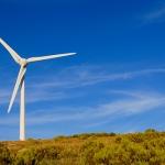 Turbina eolica SWT-3,3-130 per i venti a bassa velocità