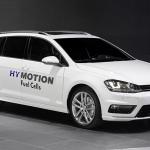 Volkswagen Golf SportWagen HyMotion, la nuova auto a idrogeno